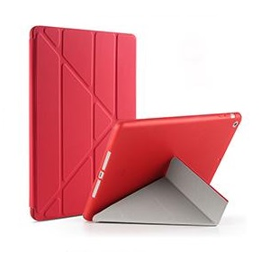 iPad Ultra Slim Smart Case Cover 2017/2018 Red