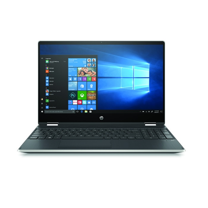 HP Pavilion x360 15.6' I3-8145U 8GB 256GB Intel UHD Graphics 620 Windows 10 Home 64-bit