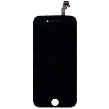 iPhone 6S+ LCD Assembly Black, Complete - OEM