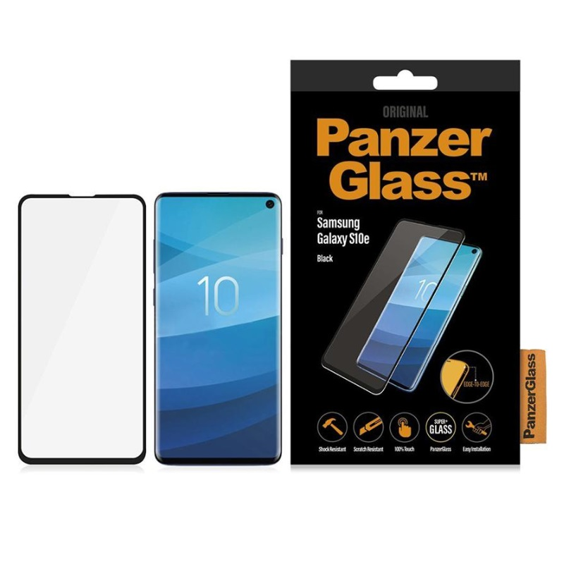 PanzerGlass Original Sort Transparent
