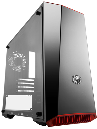 DCS Fenris Gamer Minitower I3-7100 8GB 620GB Windows 10 Home