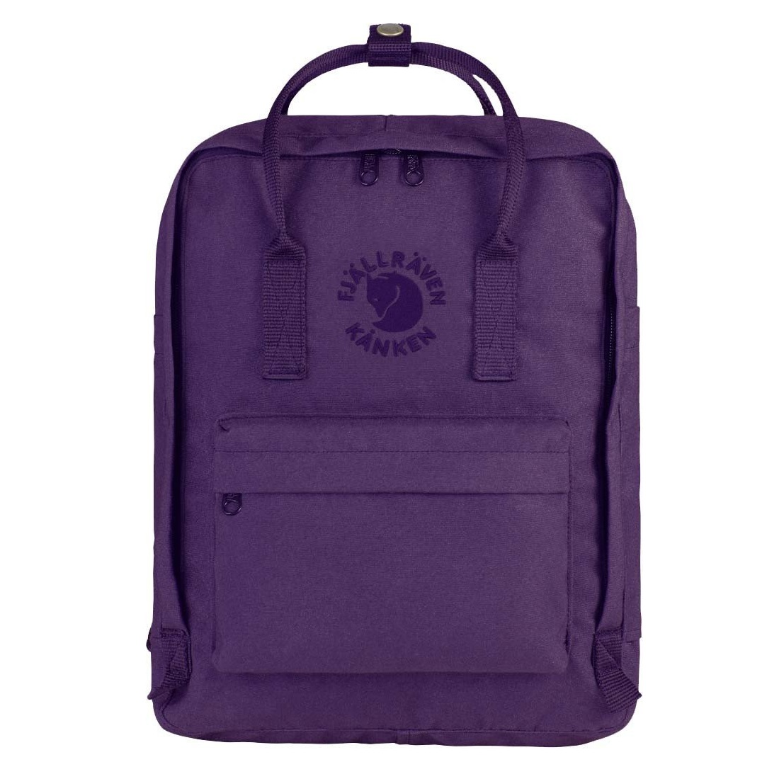 Fjallraven Re-Kanken Mini Deep Violet