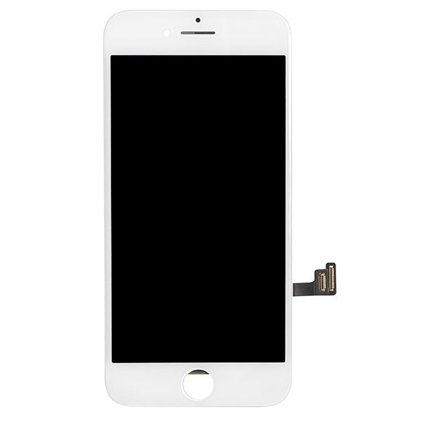 iPhone 8 LCD Assembly White, Complete - OEM