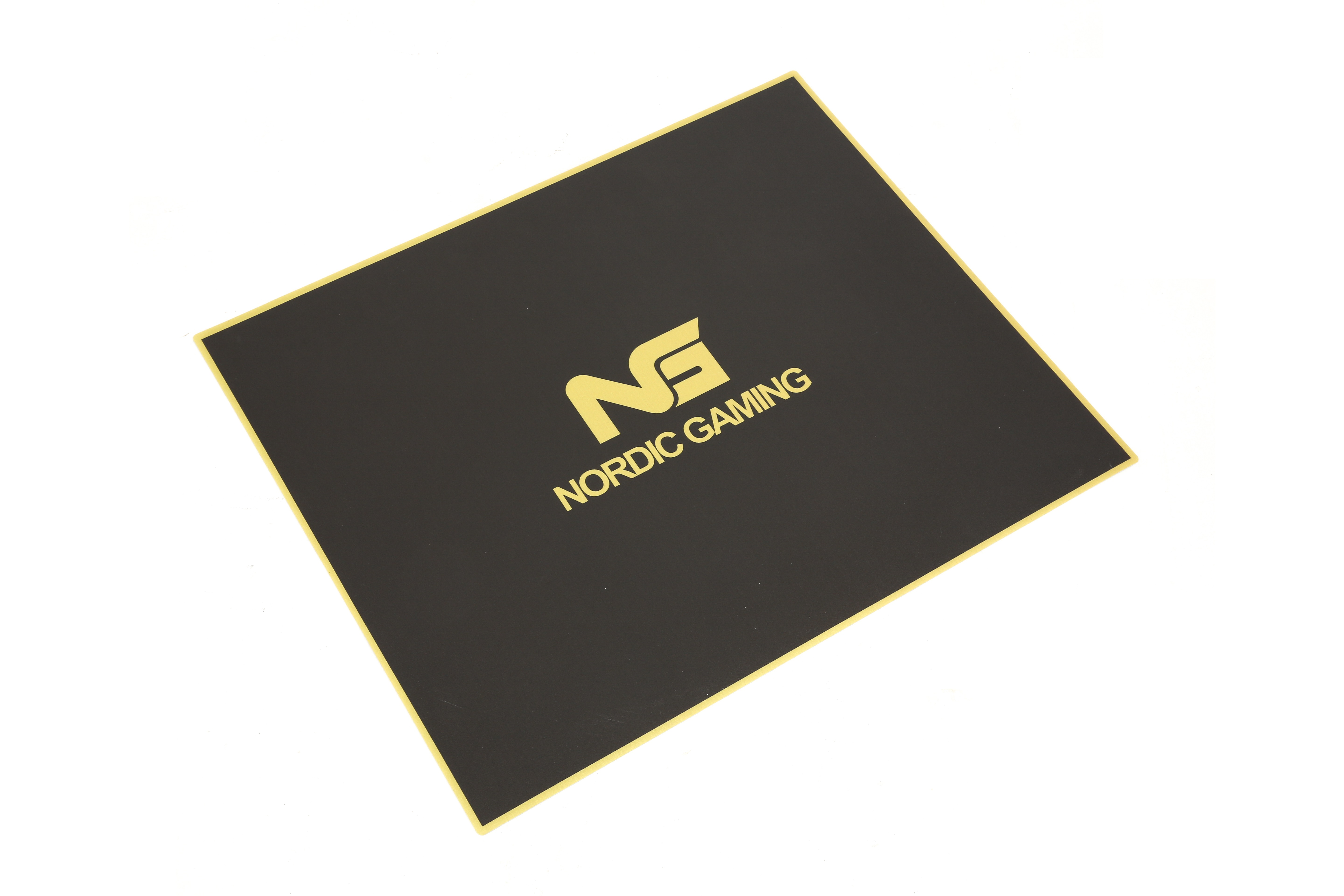 Nordic Gaming Guardian Gold Floor Mat