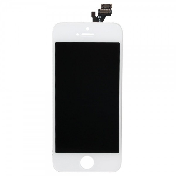iPhone 6S+ LCD Assembly White - Kompatibel