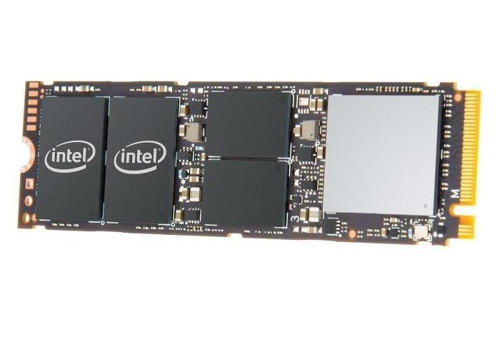 Intel SSD Solid-State Drive 760P Series 512GB M.2 PCI Express 3.0 x4 (NVMe)