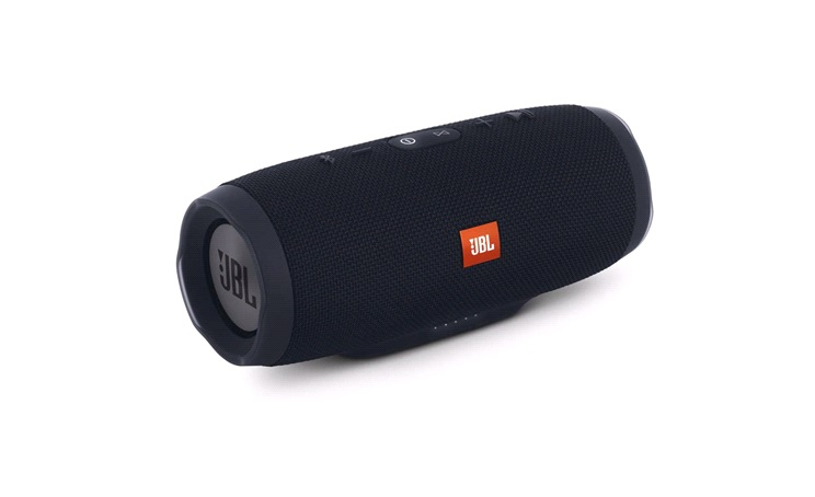 JBL Charge 3 Sort Højttaler