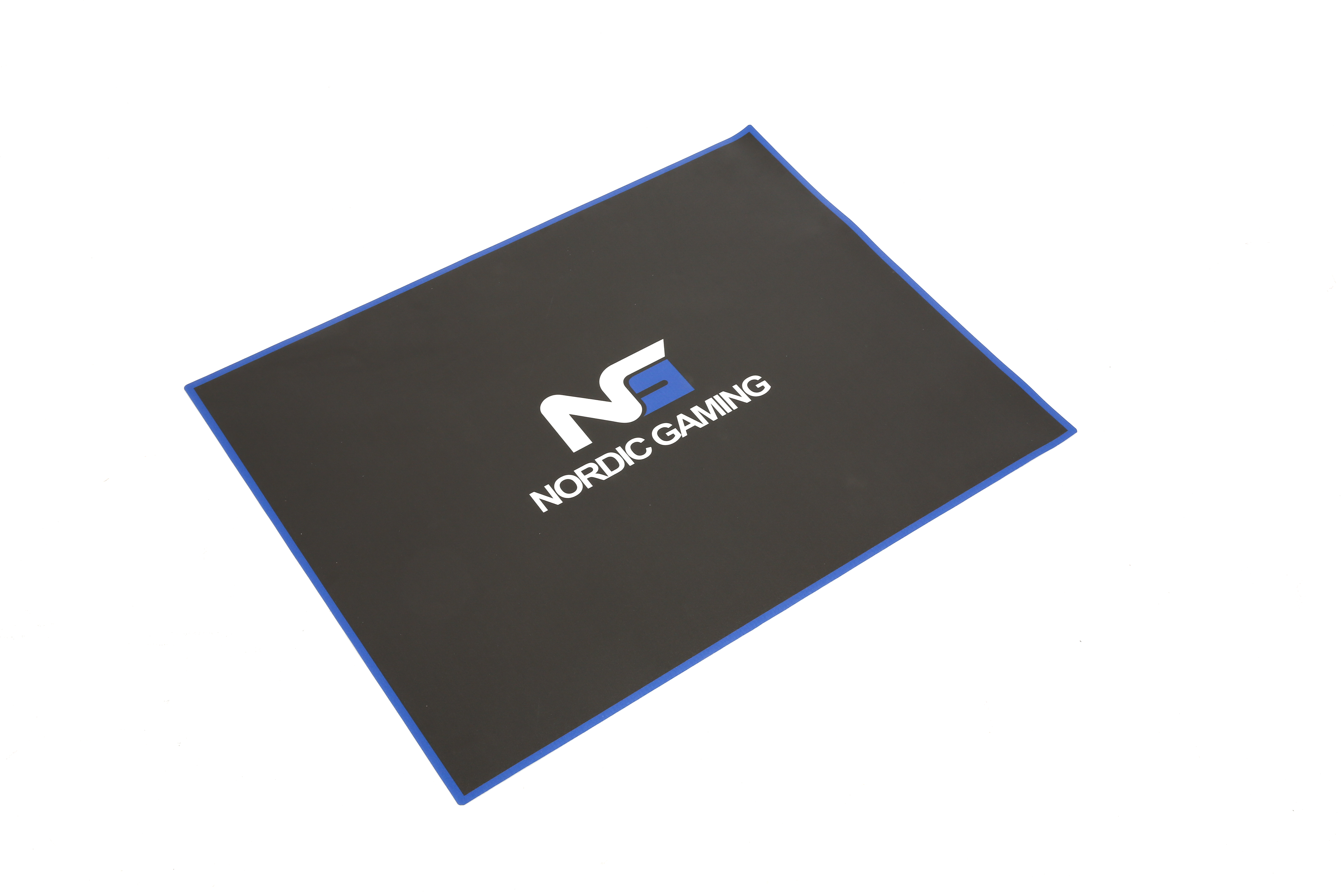 Nordic Gaming Guardian Blue Floor Mat
