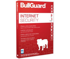 BullGuard Internet Security 2019 1Y/3 Device ESD