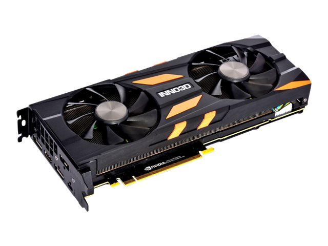 Inno3D GeForce RTX 2080 TWIN X2 8GB GDDR6