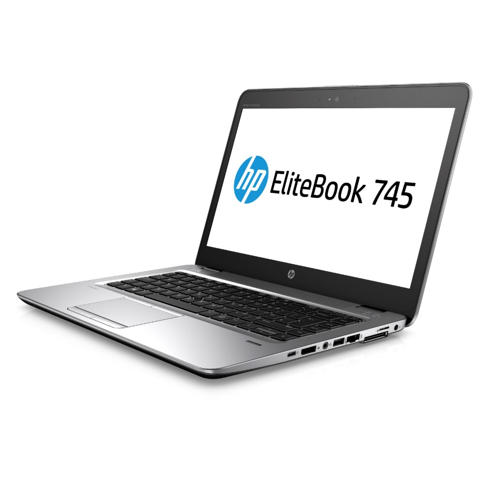 HP Elitebook 745 G3 AMD PRO A-8600, 16GB, 256GB SSD, Radeon R6 Grade A inkl dock