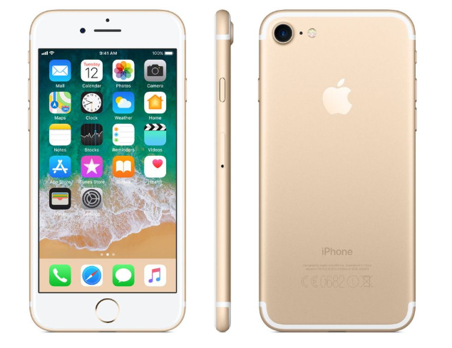 iPhone 7 32GB Gold Refurb Grade A