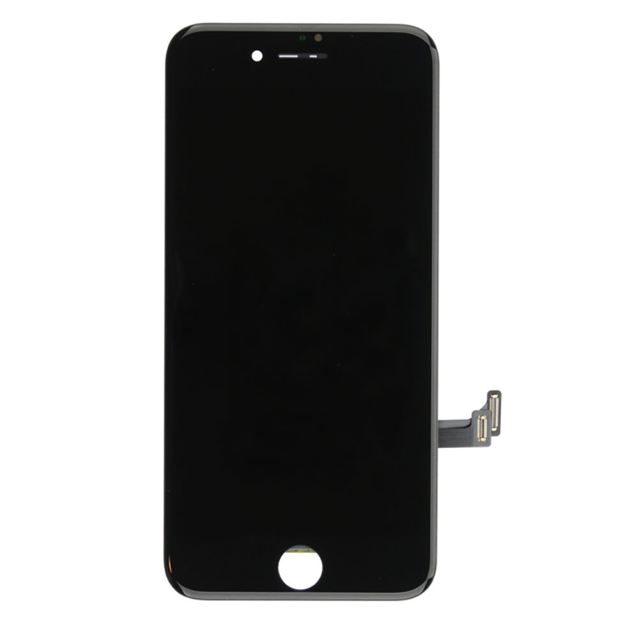 iPhone 8 LCD Assembly Black, Complete - OEM