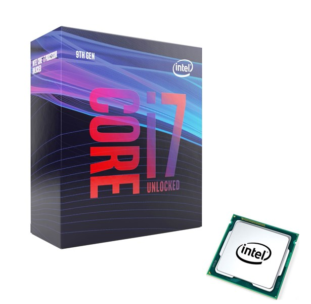 Intel CPU Core  I7-9700K 3.6GHz 8 kerner LGA1151