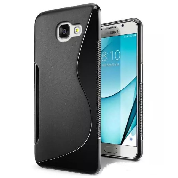 Xcover 4 Black Soft Shockproof cover