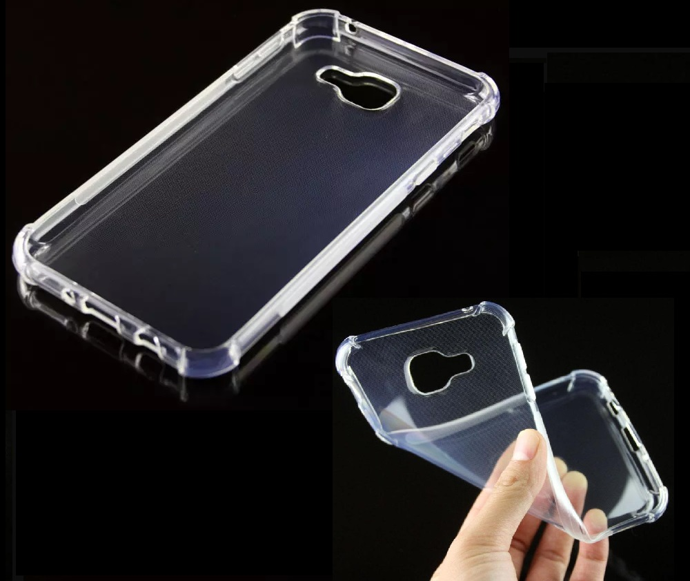 Xcover 4 Clear Soft Shockproof cover