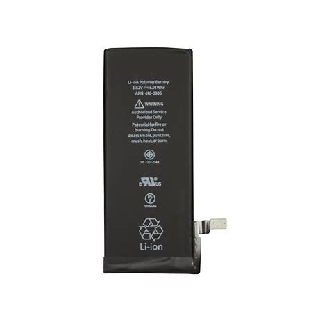 iPhone 6 Battery APN