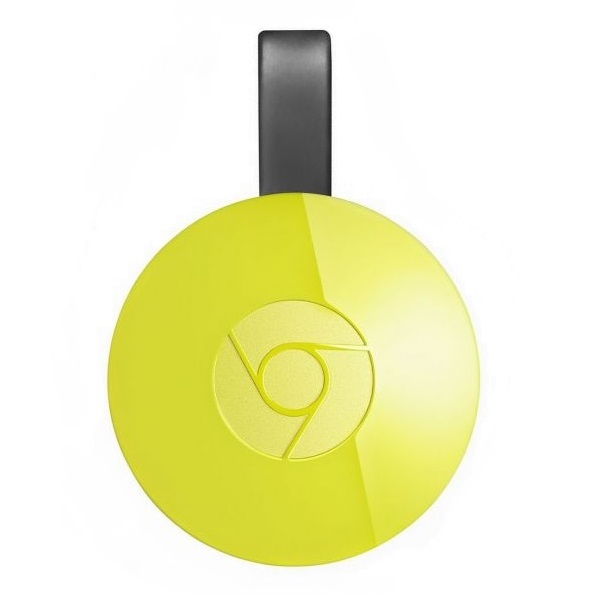 Google Chromecast 2 Video Yellow