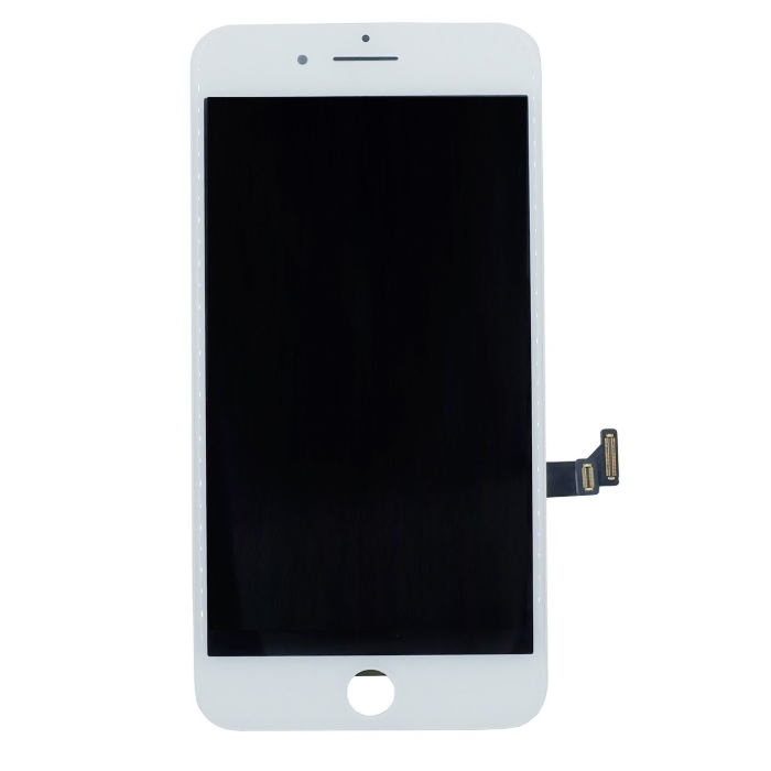iPhone 7 Plus LCD Assembly White - Kompatibel