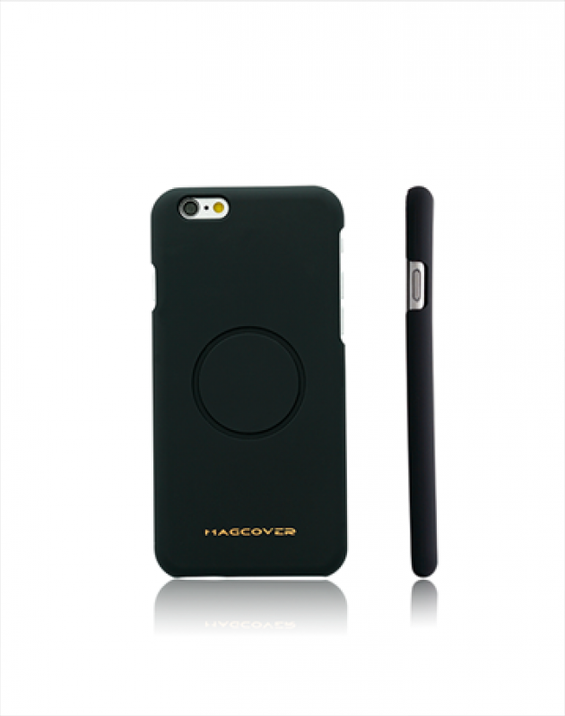 MagCover Case for iphone 6/6s black (new)