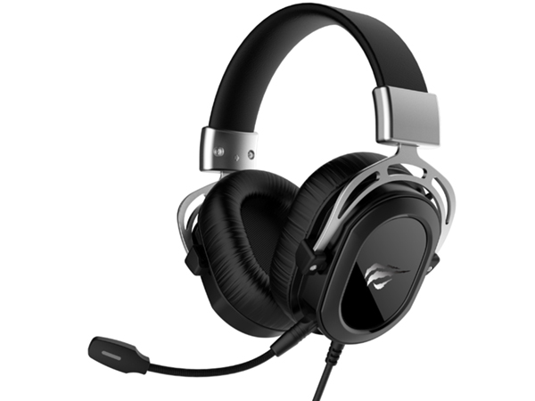 Havit GAMENOTE H2008U Kabling Sort Headset