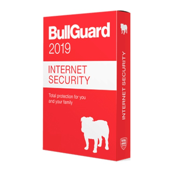 BullGuard Internet Security 2019 2Y/10 Device ESD