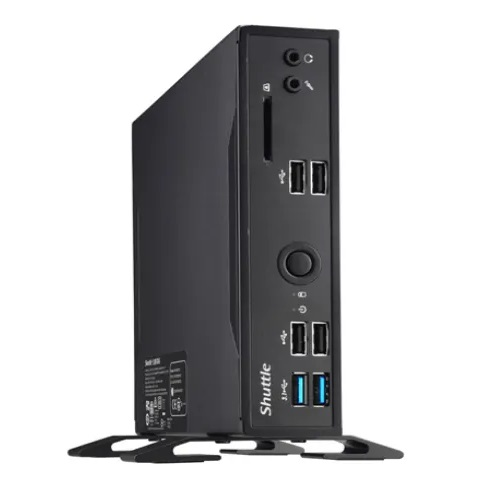 Shuttle XPC slim DS10U3 Slim-PC I3-8145U 0GB 0GB No-OS