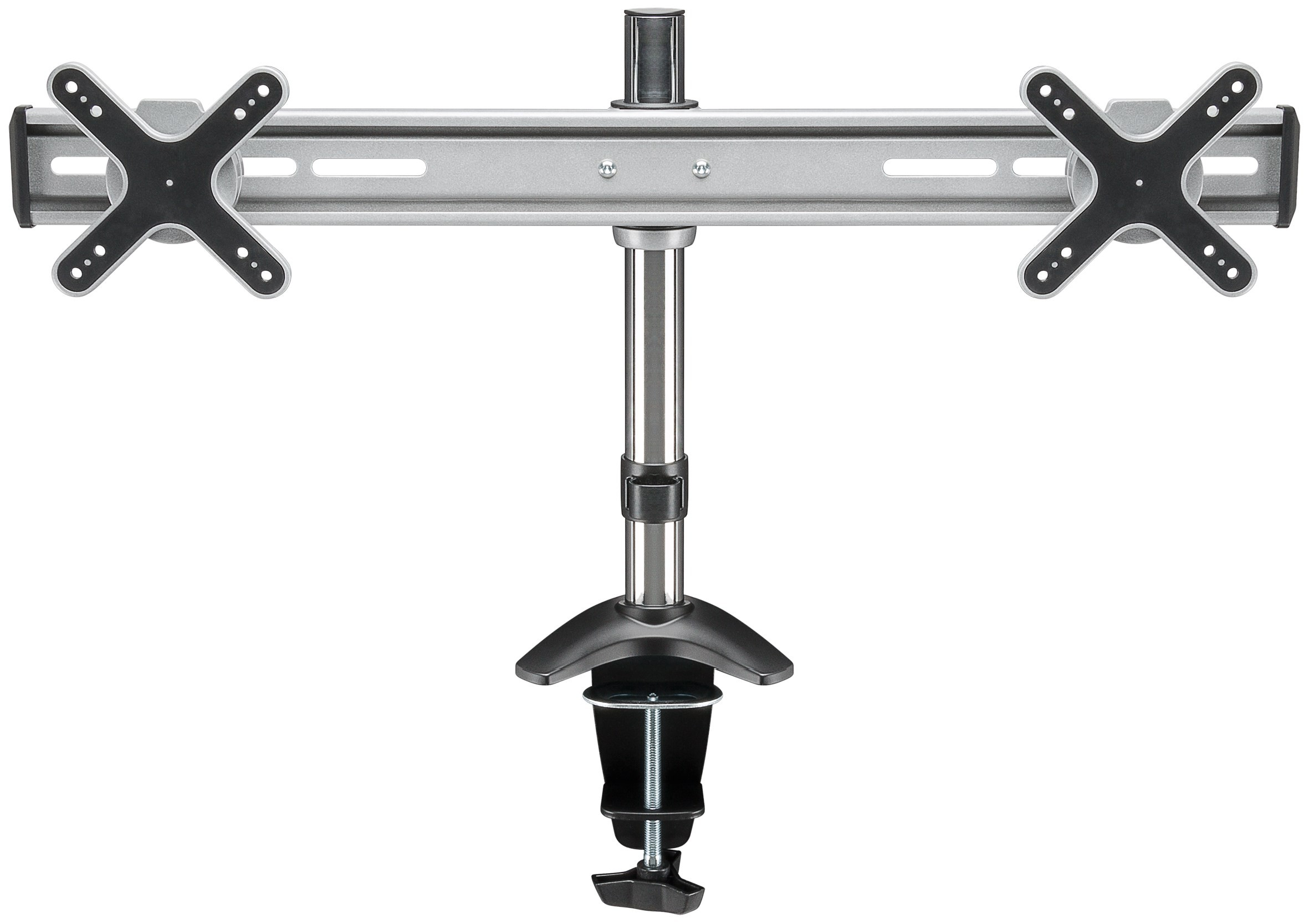 Goobay ScreenFlex Twin table mount bracket