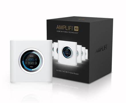 AmpliFi HD Mesh Router 1750Mbps 4-port switch